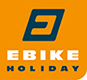 LogoDas ebike holiday Tourenportal